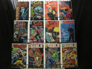 SABLE (1988 FS) 1-27  complete series!