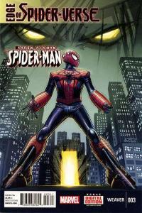 Edge of Spider-Verse #3, NM + (Stock photo)