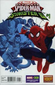 Marvel Universe Ultimate Spider-Man vs. the Sinister Six #1 VF/NM; Marvel | save