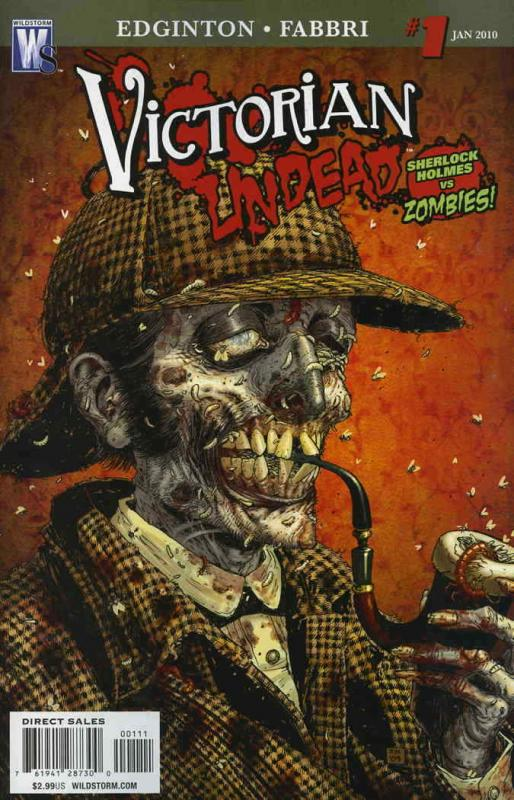 Victorian Undead #1 VF/NM; WildStorm | save on shipping - details inside