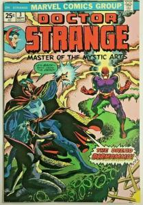 DOCTOR STRANGE#3 VG/FN 1974 MARVEL BRONZE AGE COMICS