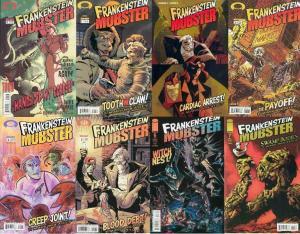 FRANKENSTEIN MOBSTER (2003 IM) 0B-7B  COMPLETE!