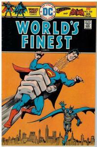 WORLDS FINEST 235 VF-NM Jan. 1976 COMICS BOOK