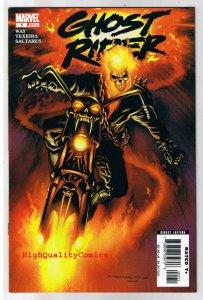 GHOST RIDER #1, NM, Motorcycle, Mark Texeira, 2006, more GR in store
