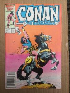 Conan the Barbarian #189 (1986)