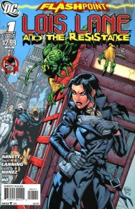 Flashpoint: Lois Lane and the Resistance #1 VF; DC | save on shipping - details