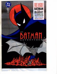 4 DC Comics Batman Adventues 7 Jekyll & Hyde 1 Legends 189 Gotham Knight 63 J264