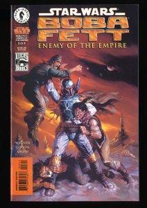 Star Wars: Boba Fett: Enemy of the Empire #3 NM 9.4