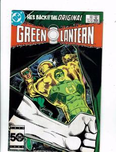 Green Lantern # 199 VF/NM DC Comic Book Jordan Guy Gardner Justice League WT13