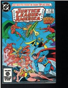 Justice League of America #232 (1984)