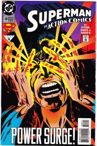 Action Comics #698