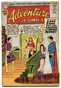 Adventure Comics #282 1960- 5th Legion- Star Boy Origin G/VG