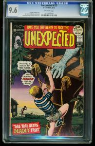 UNEXPECTED #135 1972-CGC GRADED 9.6 -  0211517004