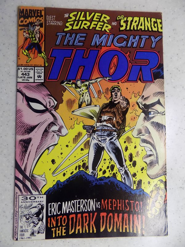 MIGHTY THOR # 443