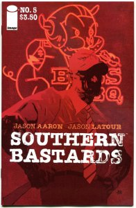 SOUTHERN BASTARDS #5, NM, 1st print , 2014, Jason Aaron, Latour, more in store