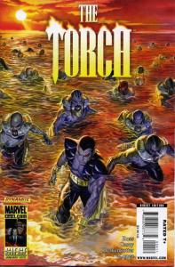 Torch, The #4 FN; Marvel | save on shipping - details inside