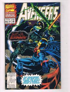 Avengers Annual #22 VF/NM Marvel Comics Comic Book Bloodwraith 1993 DE45