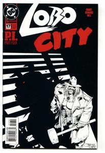 Lobo #17 1996-Sin City-Comic Book-DC