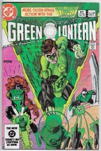 Green Lantern   vol. 2   #169 GD/VG