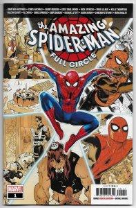 Amazing Spider-Man Full Circle #1 (Marvel, 2019) VF/NM