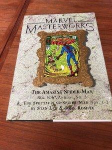 Marvel Masterworks 44 Amazing Spider-man 62-67 New