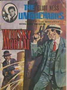 Los Intocables (The Untouchables), Eliot Ness: Whisky mortal