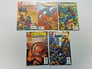 Spider-Man Breakout set #1 to #5 - 8.0 - 2005