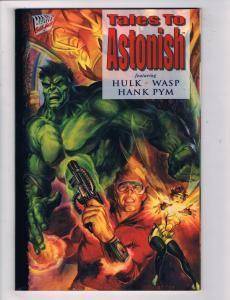 """Tales to AstonishMarvel Comic Book w/Hulk, Wasp, Hank Pym """"Marvel Select HH1"""