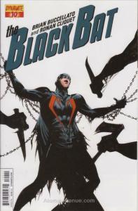Black Bat, The (Dynamite, Vol. 1) #10 VF/NM; Dynamite | save on shipping - detai