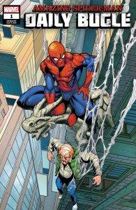 AMAZING SPIDER-MAN DAILY BUGLE #1 (OF 5) LUBERA VARIANT