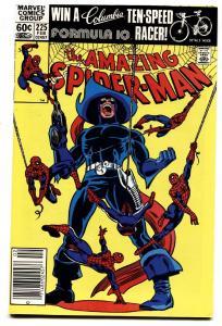 AMAZING SPIDER-MAN #225 comic book-1981-MARVEL-nm-