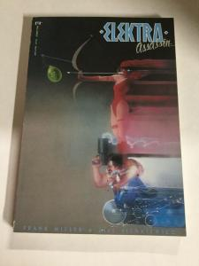 Electra Assassin Frank Miller Nm Near Mint Epic Comics Marvel SC TPB