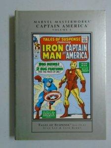 Marvel Masterworks Captain America Hardcover #1 (1st Print) 6.0 FN (2003)