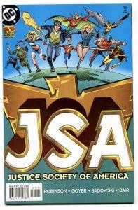 JSA Comics #1 1999-First issue-DC comic book