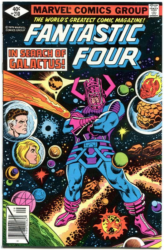 FANTASTIC FOUR #201 202 203 204 205 206 207-210, VF/NM, 1961, more in store,QXT