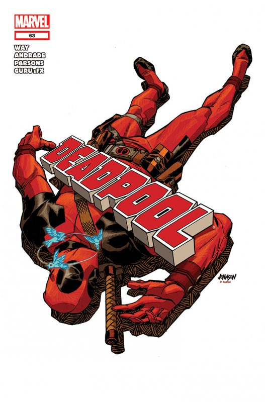 2008 Deadpool #63