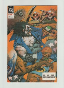 LOBO #2 (1990) NM 9.4 Simon Bisley Art!!