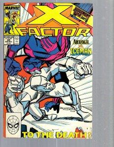 12 Marvel Comics X-Factor #49 51 53 60 61 62 66 68 70 71 73 J420