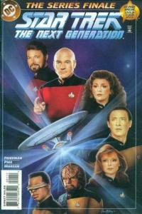 Star Trek: The Next Generation (1989 series) The Series Finale #1, NM- (Stock...