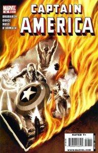 Captain America (2005 series) #48, NM- (Stock photo)