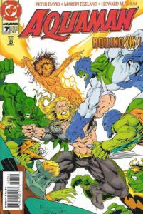 Aquaman (5th Series) #7 VF/NM; DC | save on shipping - details inside