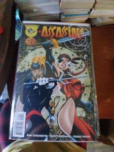 Assassins #1 (1996)