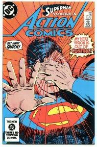 Action Comics 558 Aug 1984 NM- (9.2)