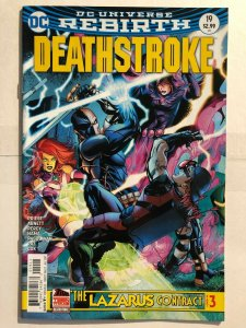 Deathstroke #19 (2016) - Rebirth