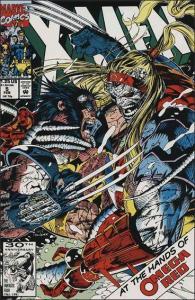 Marvel X-MEN (1991 Series) #5 VF