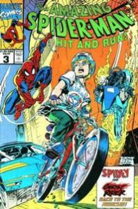 Marvel Comics The Amazing Spider-Man: Hit and Run #3 NM+