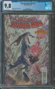 Amazing Spider-Man #13 CGC Graded 9.8