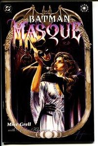 Batman: Masque-Mike Grell