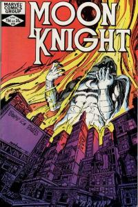 Moon Knight (1980 series) #20, VF+ (Stock photo)