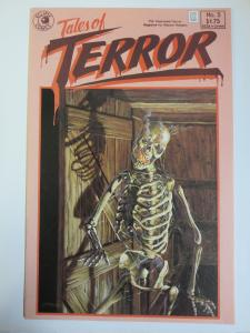 Tales of Terror #5 (Eclipse 1986) Signed by Lee Weeks (1st Published Work)